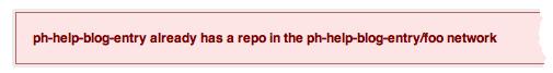 GitHub's veto of repo owenership transfer
